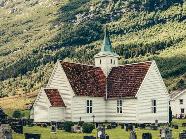 Eldre norsk kirkebygg